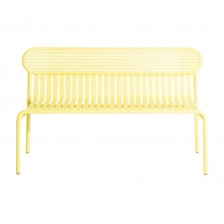 Week-End Garden Bench by Petite Friture