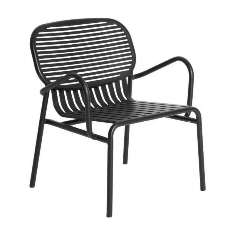 Week-End Low Armchair By Petite Friture