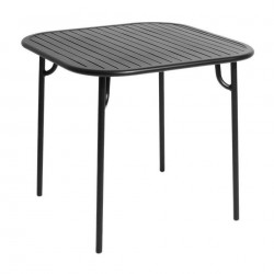 Week-End Table By Petite Friture- 85x85 cm