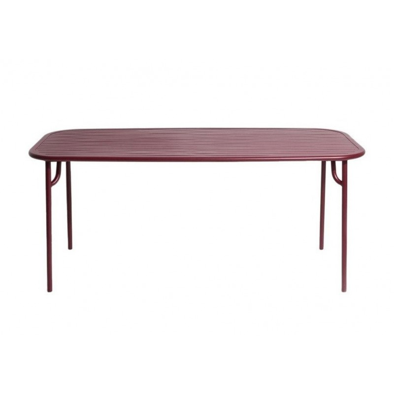 Week-End Dining Table By Petite Friture- 180x85 cm