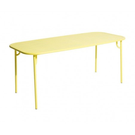 Weekend Dining Table By Oxyo - 176x85 cm -12 Colours