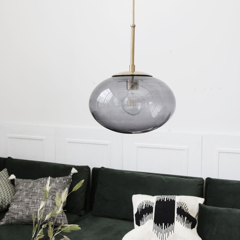 House Doctor Pendant Lamp Opal Grey