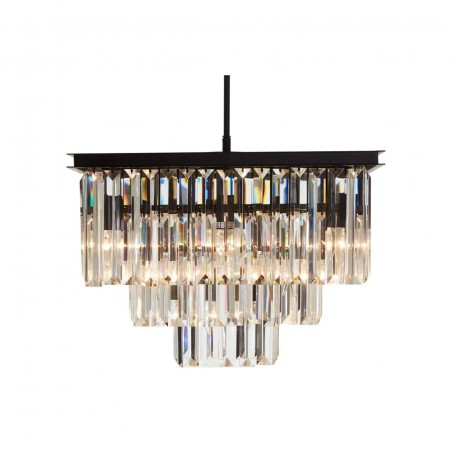 Kensington Townhouse Rectangular Pendant