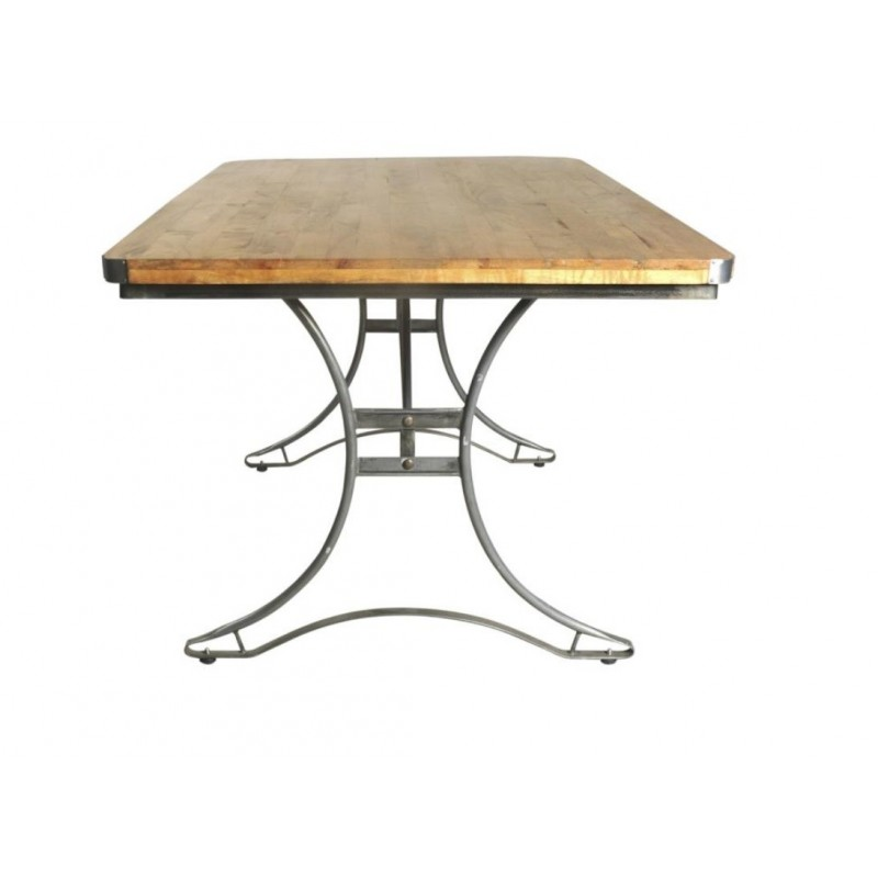 Lagoon Industrial Rectangular Table