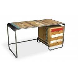 Flotsam Retro Office Desk