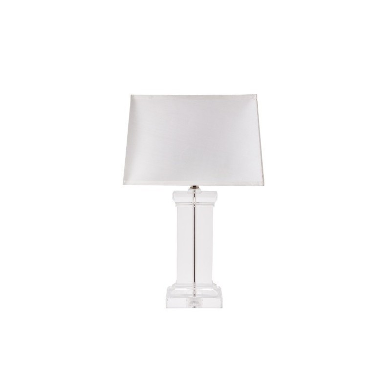 RV Astley Cielo Solid Crystal Table Lamp