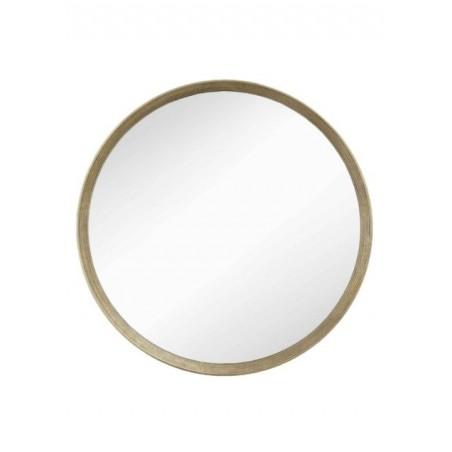 RV Astley Foyle Distressed Gold Leaf Mirror