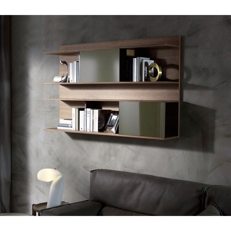 Pacini e Cappellini BERCHET Wall Bookcase