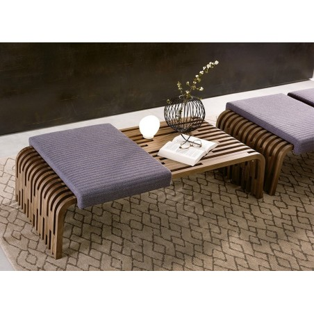 Pacini e Cappellini Millerighe Coffee Table