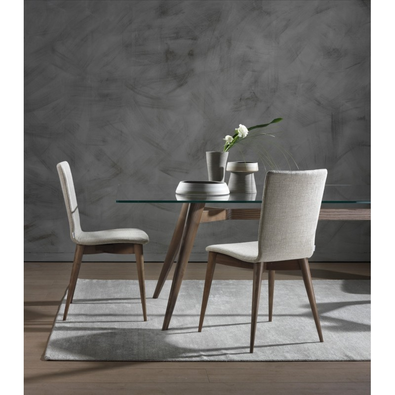 Pacini & Cappellini Ambra Upholstered chair