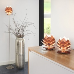 Dyberg Larsen PineApple XS Floor Light - Copper