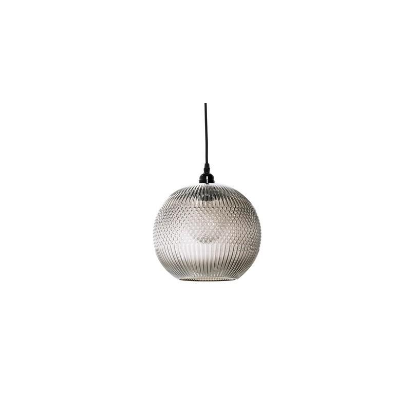 Bloomingville Brown Glass Pendant Lamp
