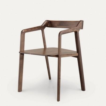 WEWOOD KUNDERA Oak Armchair