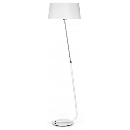 FARO Hotel White Floor Lamp ref. 29943