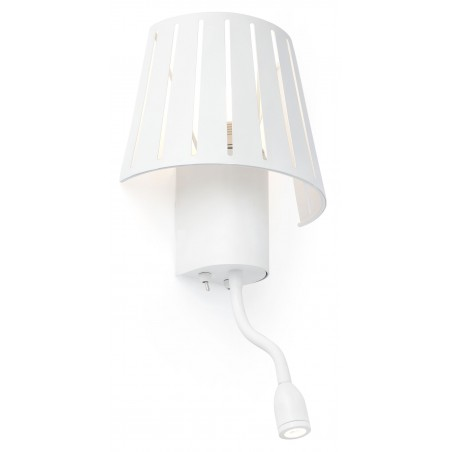 FARO Mix Reading Wall Lamp With LED Reader 1l