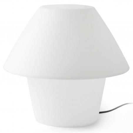FARO Versus-E White Table Lamp (Ref.74423)