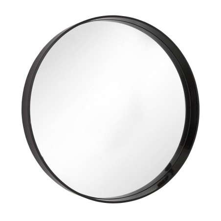 RV Astley Hearst Mirror With Black Gloss Frame