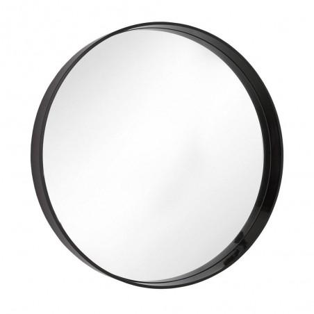 RV Astley  Hearst, Black Gloss Frame Small mIRROR