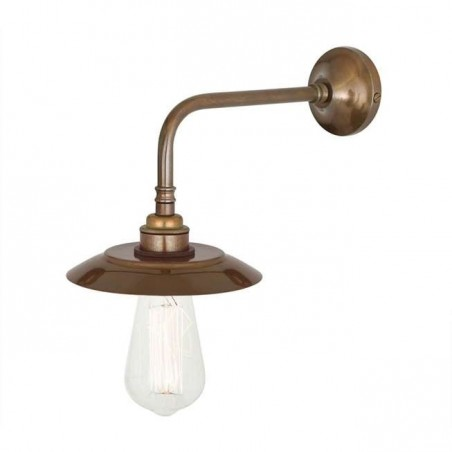 Mullan Reznor industrial wall light
