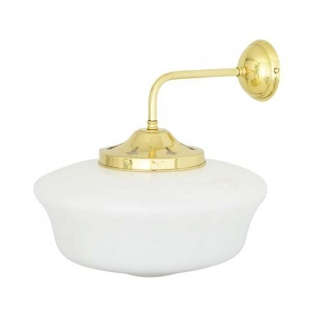 Mullan Lighting Schoolhouse Wall Light
