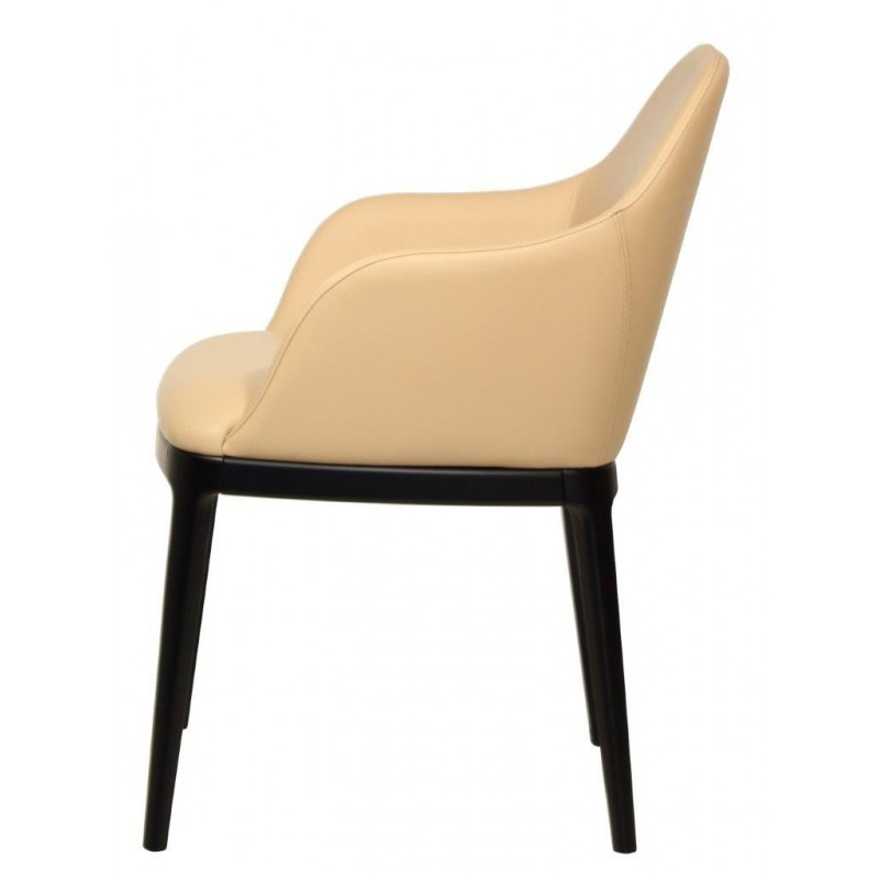 Pacini e Cappellini Becky Dining Chair With Arms