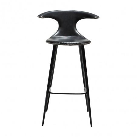 Dan-Form FLAIR bar stool Vintage black