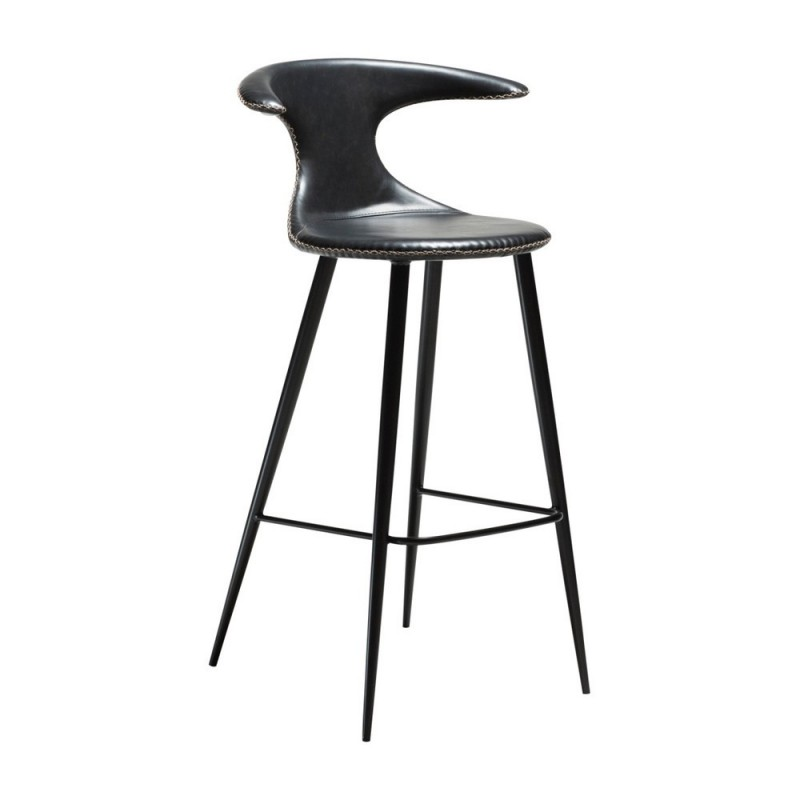 Dan-Form FLAIR bar stool Vintage black
