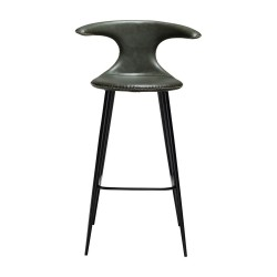Dan-Form Flair bar Stool Vintage Green