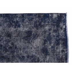 Massimo Trash RocknRoll Rug | Blue - Black | 3 Sizes