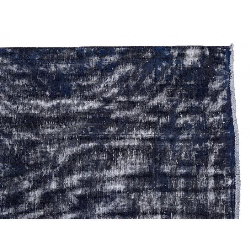Massimo Trash RocknRoll Rug | Blue - Black | 3 Sizes
