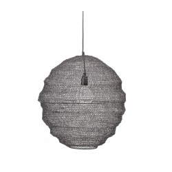Bloomingville Pendant Lamp | Black Metal