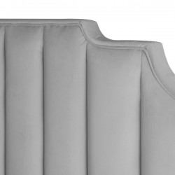 Liang & Eimil Camelot Headboard | King Size | Grey