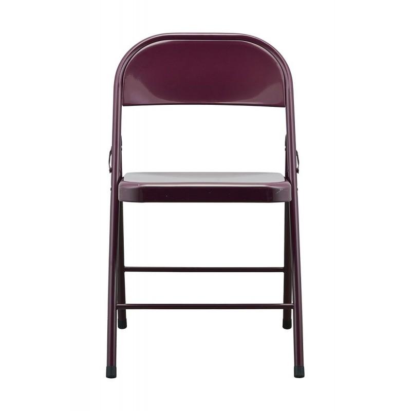 House Doctor Fold It Chair in Bordeaux