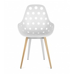 Slice Dimple Chair by Kubikoff