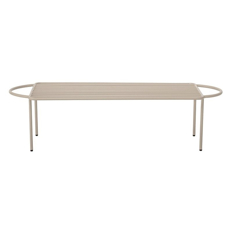 Bloomingville Sheer Metal Bench | Nature