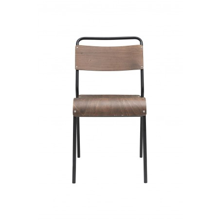 House Doctor Original Dining Chair | Dark Brown