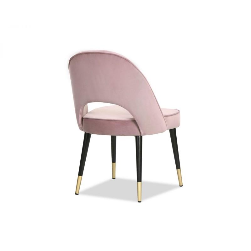 Liang & Eimil Yves Dining Chair In Velvet