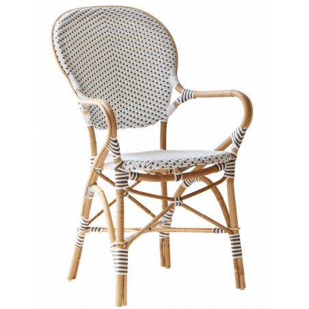 Sika Isabell Dining Chair with Armrests