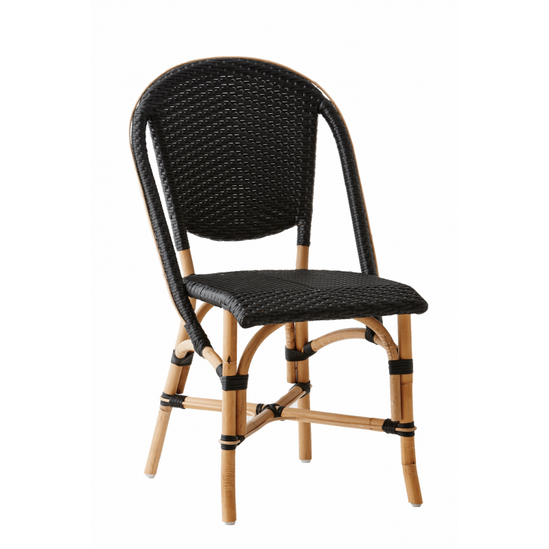 Sika Sofie Dining Chair in Black