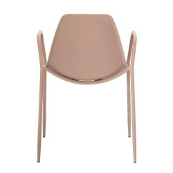 Bloomingville Dew Outdoor Dining Chair Rose