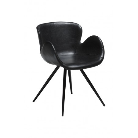 Dan- Form Gaia Dining Chair Vintage Black