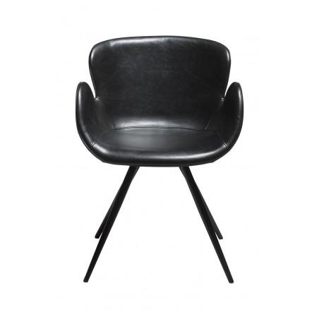 Dan- Form Gaia Dining Chair Vintage Black