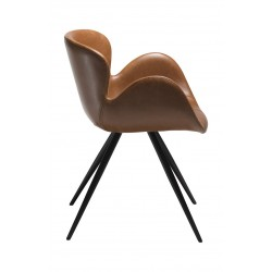 Dan-Form Gaia Dining Chair in Light Brown