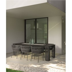Talenti Cliff Extending Dining Table