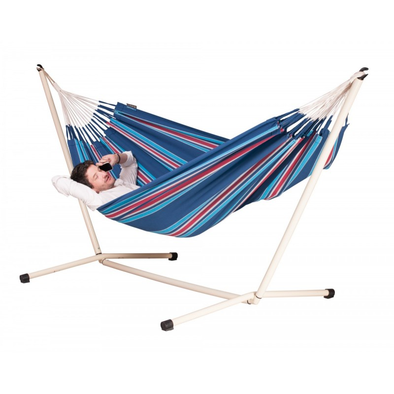 Currambera Blueberry Double Hammock