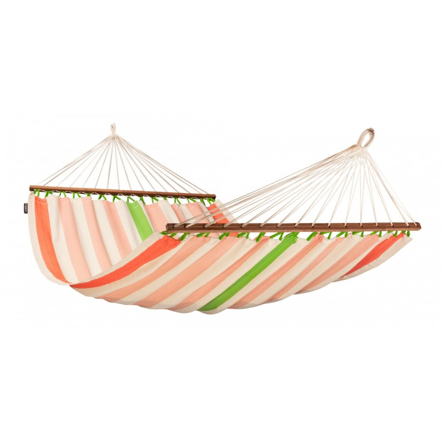 Colada Hammock Double with Spreader - Mango