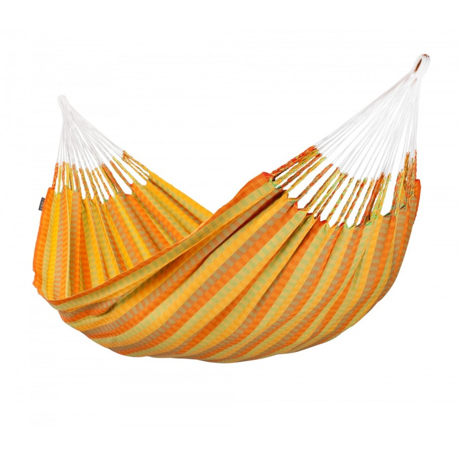 Carolina Double Hammock - Citrus