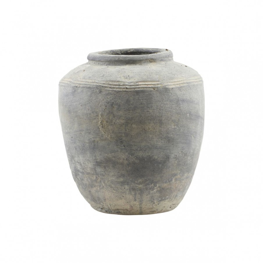 House Doctor Rustic Concrete Vase