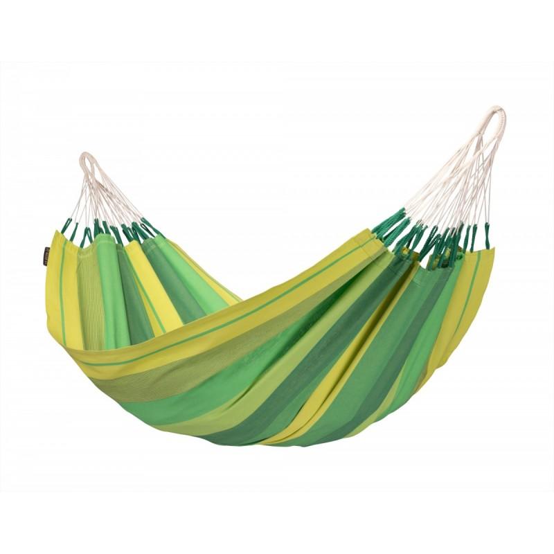 La Siesta Orquidea Pure Cotton Single Hammock - Jungle