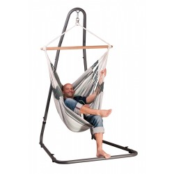 Steel Stand for Hammock Chairs - Mediterráneo Anthracite
